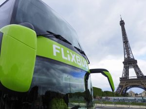 flixbus , voyage en car , Londres en car , paris